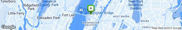 Map of Bangkok Heights