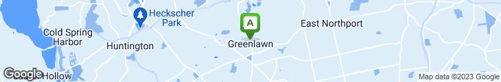 Map of Green Garden
