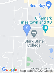 Stark State College map