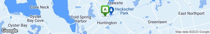 Map of Haagen Dazs