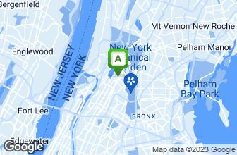 Map of Bedford Cafe Restaurant