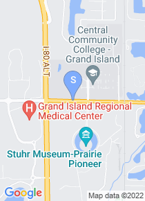 Central Community College map