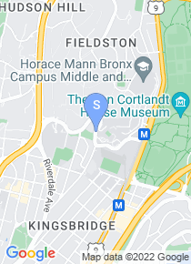 Manhattan College map