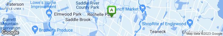 Map of Westside Market