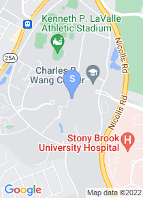 SUNY Stony Brook map