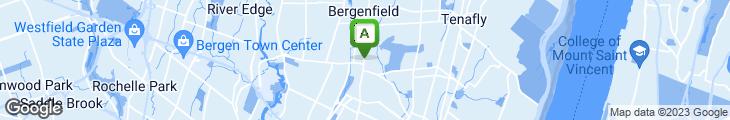 Map of Chicken & Rib Crib