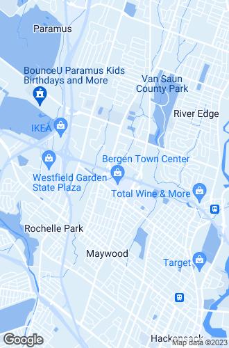 Map of Paramus