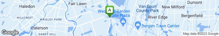 Map of Oceanos Restaurant
