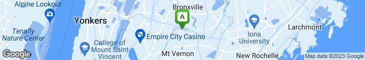 Map of Bayou - Mt Vernon