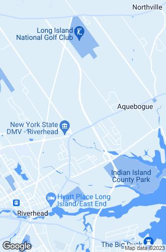 Map of Riverhead