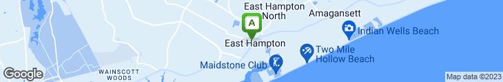 Map of Crumbs Bakeshop