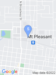 Iowa Wesleyan College map