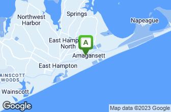 Map of Bamboo Restaurant & Sushi Lounge