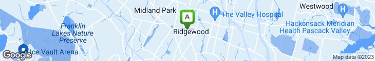Map of Village Green Restaurant