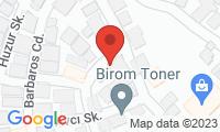 Harita: Desay Ltd.Şti.