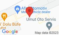 Harita: Erkut Karbüratör Ve Lpg Servisi