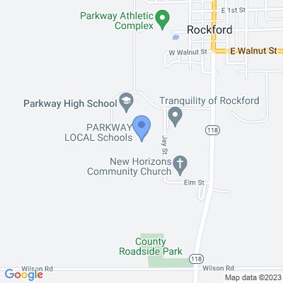 400 Buckeye Street, Rockford, OH 45882, USA