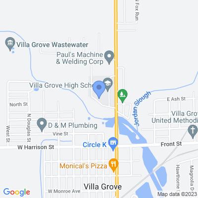 400 N Sycamore St, Villa Grove, IL 61956, USA
