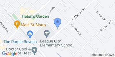 400 S Kansas Ave, League City, TX 77573, USA