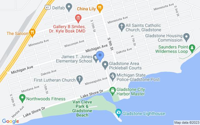 400 South 10th Street, Gladstone, MI 49837, USA