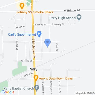 401 N Watkins St, Perry, MI 48872, USA