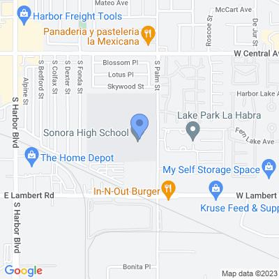 401 S Palm St, La Habra, CA 90631, USA