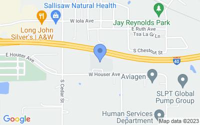 401 West Houser Avenue, Sallisaw, OK 74955, USA