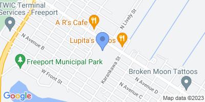 401 N Gulf Blvd, Freeport, TX 77541, USA
