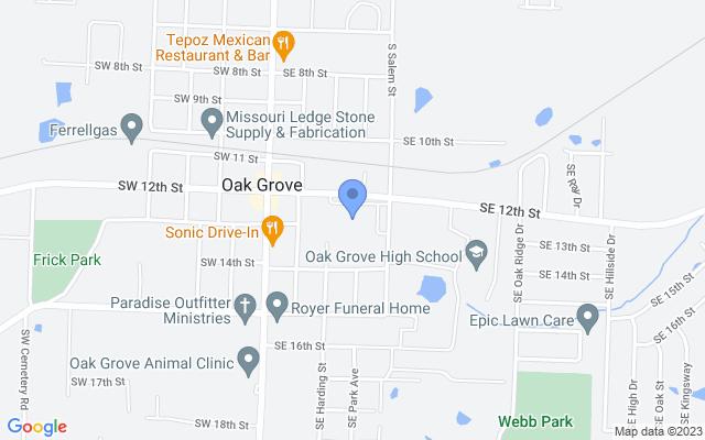 401 SE 12th St, Oak Grove, MO 64075, USA