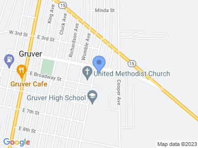 405 Garrett Ave, Gruver, TX 79040, USA