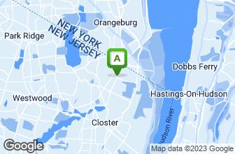 Map of Brady's Fox Hunt Inn Bar & Restaurant
