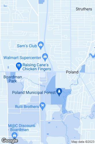 Map of Boardman
