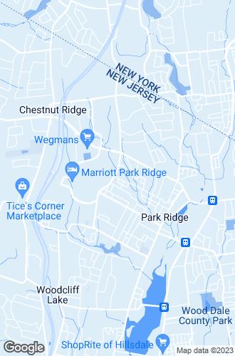 Map of Park Ridge