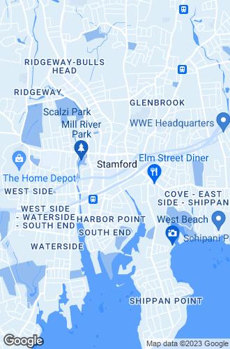 Map of Stamford