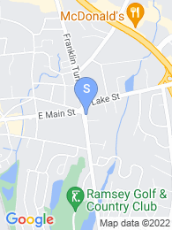 Eastwick College map