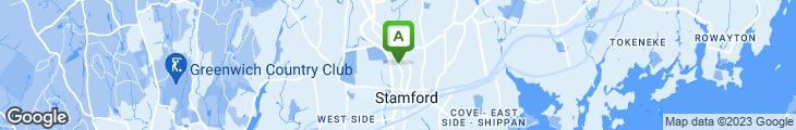 Map of Little Luke's