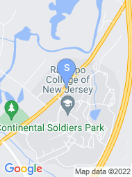 Ramapo College of New Jersey map