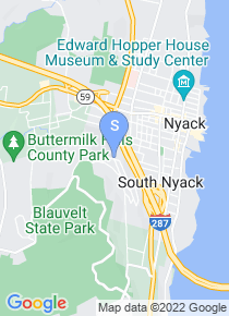 Nyack College map