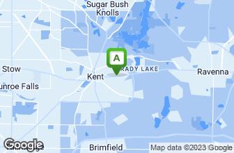Map of Rockne's