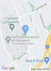 Fairfield University map