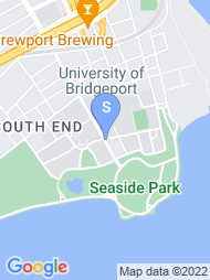 University of Bridgeport map