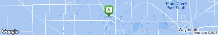 Map of Lagerheads Bbq Smokehouse