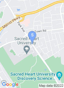 Sacred Heart University map