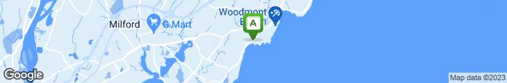Map of Beach House Restaurant