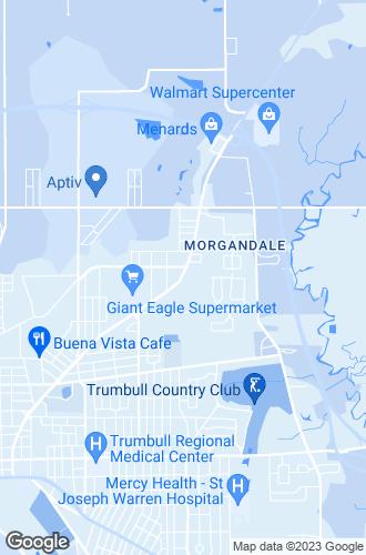 Map of Warren