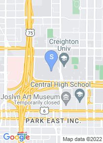 Creighton University map