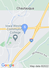 Iowa Western Community College map