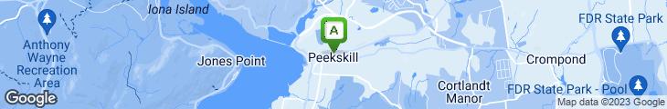 Map of Susan's
