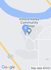 Illinois Valley Community College map