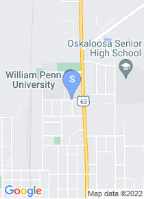William Penn University map